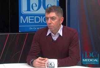 Dr. Mihai Lesaru, invitatul de astăzi de la Academia de Sănătate