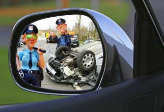 Polițiștii pot, de aul acesta, lăsa fără permis persoanele care au apnee dde somn dar nu se tratează