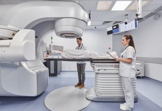 Radioterapia este folosită în tratarea cancerului   FOTO: SANADOR