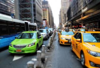 Zgomotul traficului, extrem de periculos, nu doar poluarea