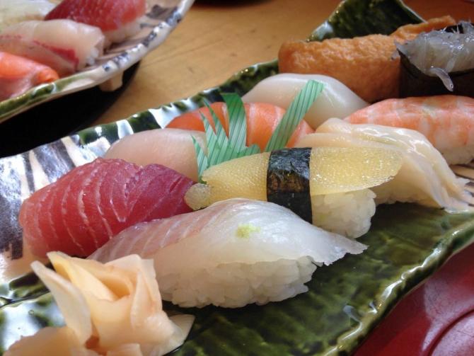 este sushi sănătos pentru a pierde în greutate