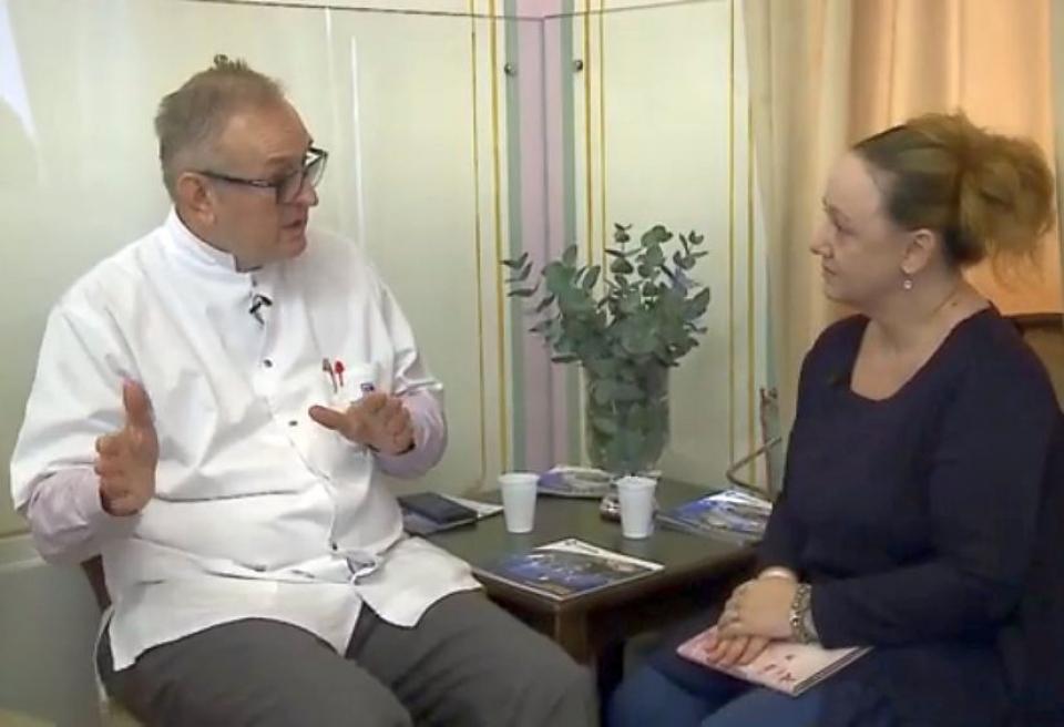 Dr. Laurențiu Bujor, explicații despre traseul pacientului la radioterapie