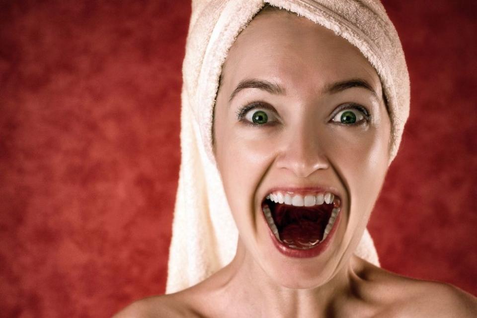 Tenul geas este mai predispus la acnee
