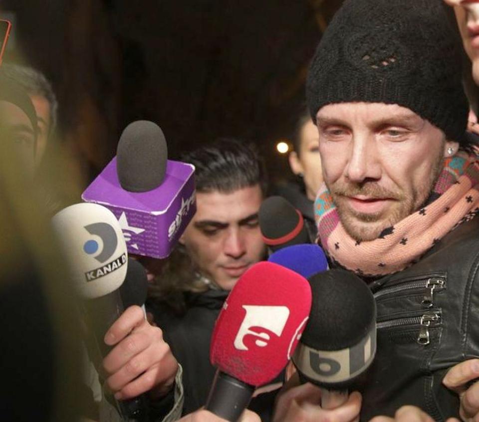 Matteo Politi, chirurgul impostor Matthew Mode, va sta în arest 30 de zile