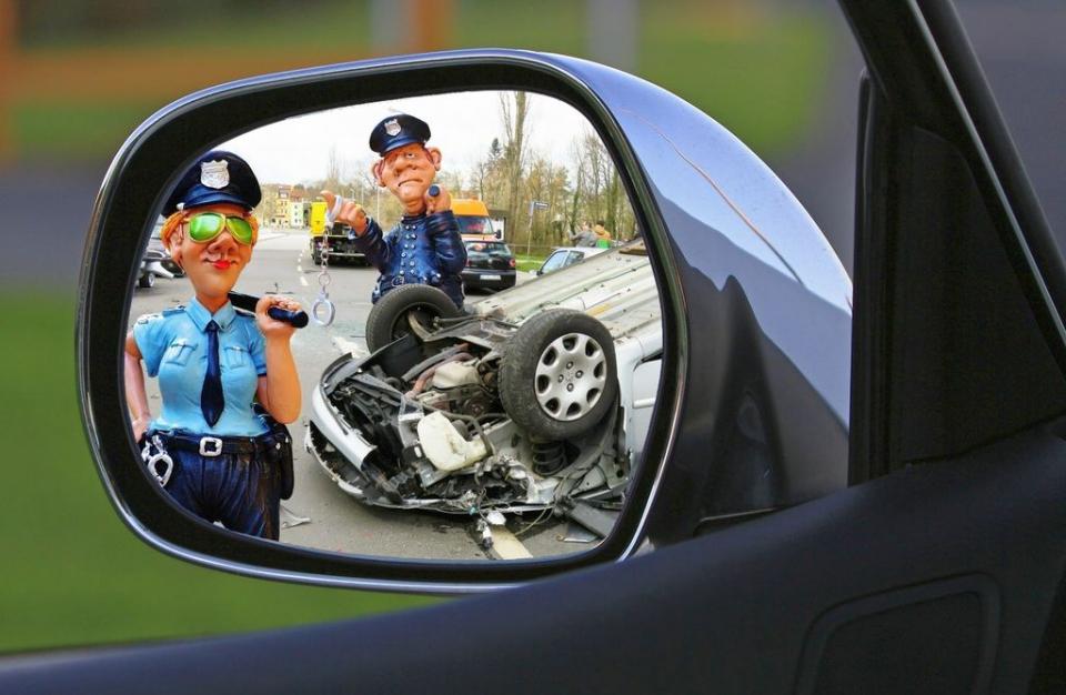 Oglindă retrovizoare