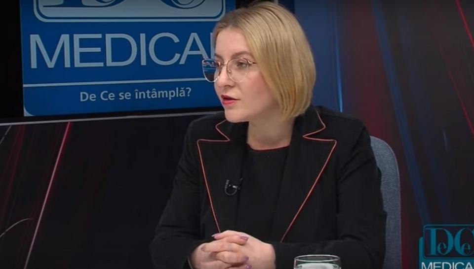 Dr Simona Carniciu