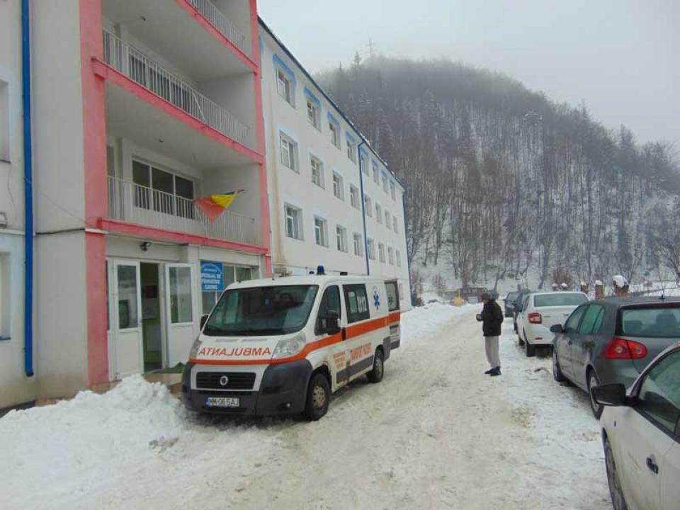 Spitalul ar putea trece în administrația CJ