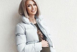 Andreea Bălan înainte de naștere. Foto: Instagram / Andreea Bălan