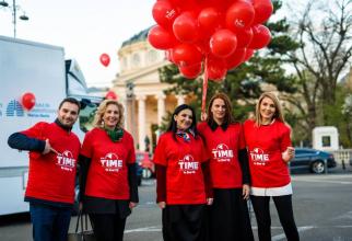 Autorități, foști pacienți și medici, împreună în campania pentru eradicarea tuberculozei