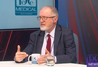 Prof. univ. dr. Miron Bogdan, medic primar de medicină internă și pneumologie