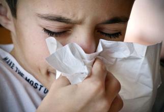 Gripa și infecțiile respiratorii sunt monitorizate