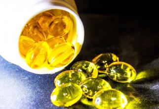 Vitamina D este importantă pentur sănătatea oaselor