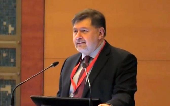 Prof.Dr. Alexandru Rafila