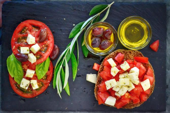 Dieta de tip mediteranean   FOTO: pexels.com