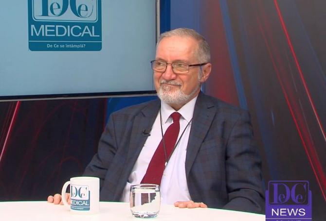 Prof.univ.dr. Miron Bogdan: foto: DC MEDICAL