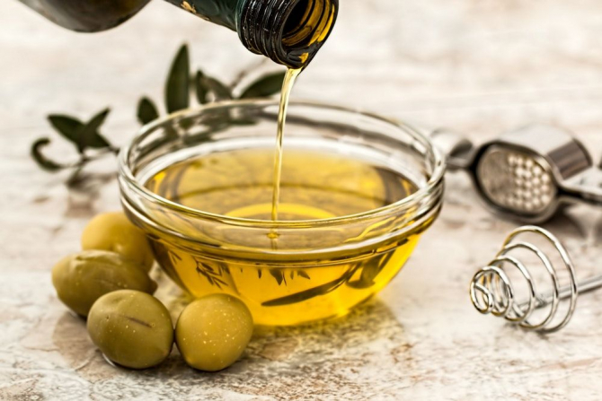 Uleiul de măsline