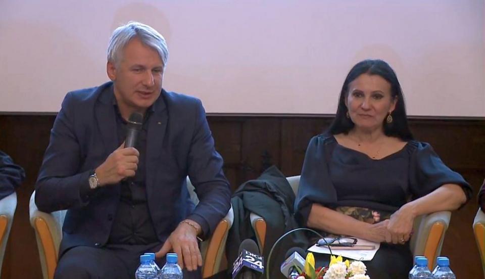 Eugen Teodorovici și Sorina Pintea, la dezbaterea despre 20 de ani de reformă în medicina de familie din România