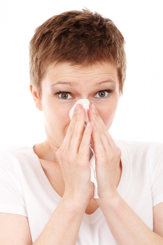 Sângerările nazale sunt mai frecvente iarna
