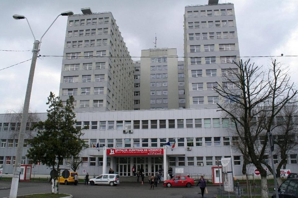 Spitalul Județean din Baia Mare este în top la prelevarea de organe