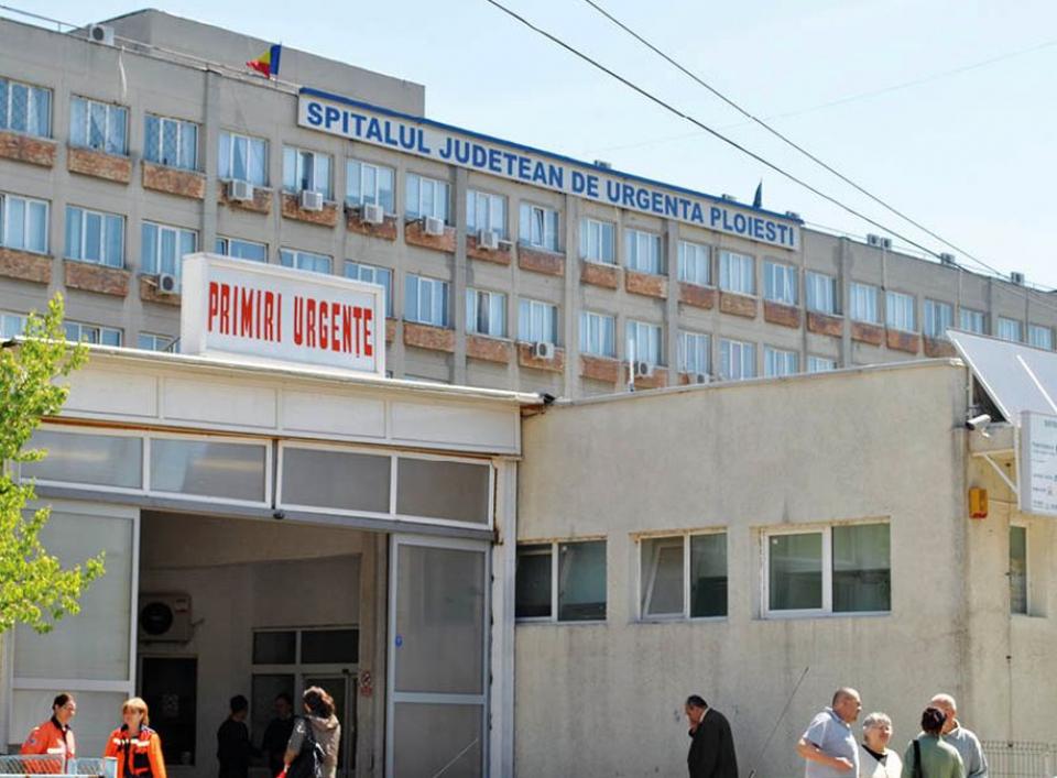 Scandal la spitalul din Ploiești       Foto: Ziarul de Prahova