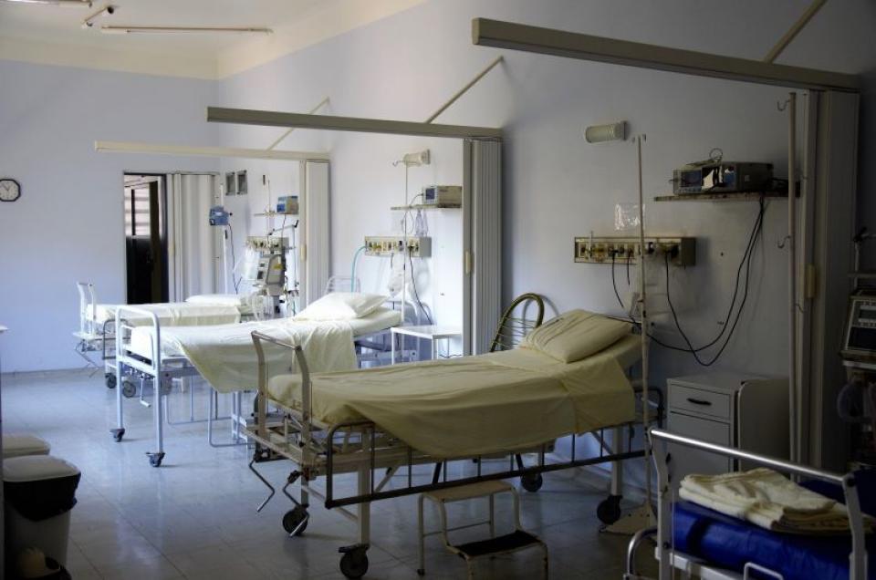 Salon de spital    FOTO: pexels.com