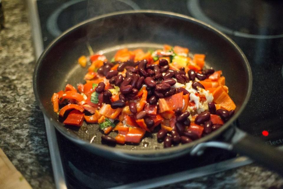 Fasolea rosie e vedetă în multe bucătării ale lumii