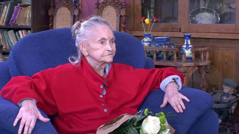 Zina Dumitrescu, în ultimele sale luni de viață era total schimbată