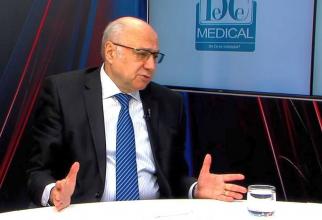 Academician dr Irinel Popescu