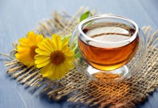 Ceaiul verde e un super-aliment  FOTO: pexels.com