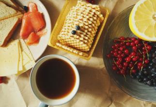 Peștele și cafeaua hrănesc creierul FOTO: pexels.com