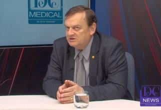 Prof.dr. Ovidiu Băjenaru   FOTO: DC Medical