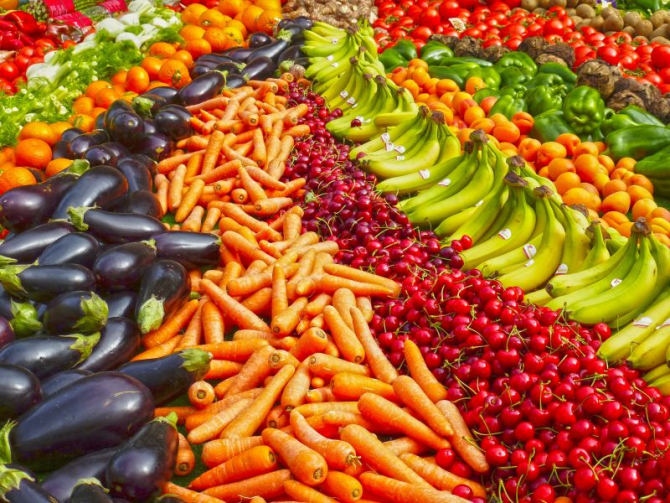 Fructele și legumele insuficiente cresc ricul de deces din cauza bolilor de inimă  FOTO: pexels.com