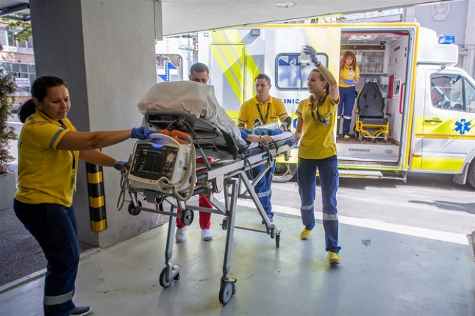 Noi centre pentru trombectomie mecanica care vor salva pacienții care fac AVC sau infarct