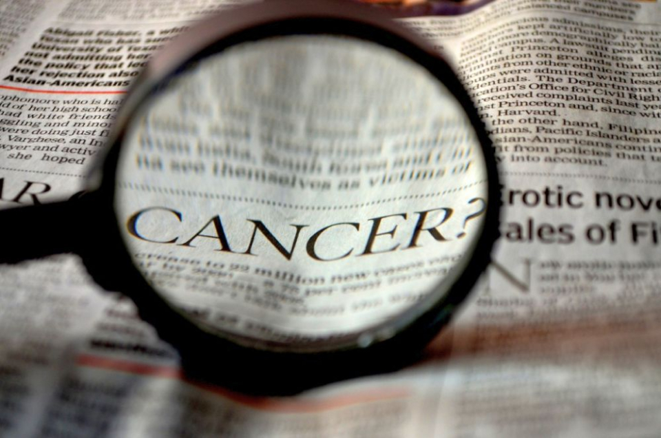 Testul pentru cancer ae o rată mică de alarme false
