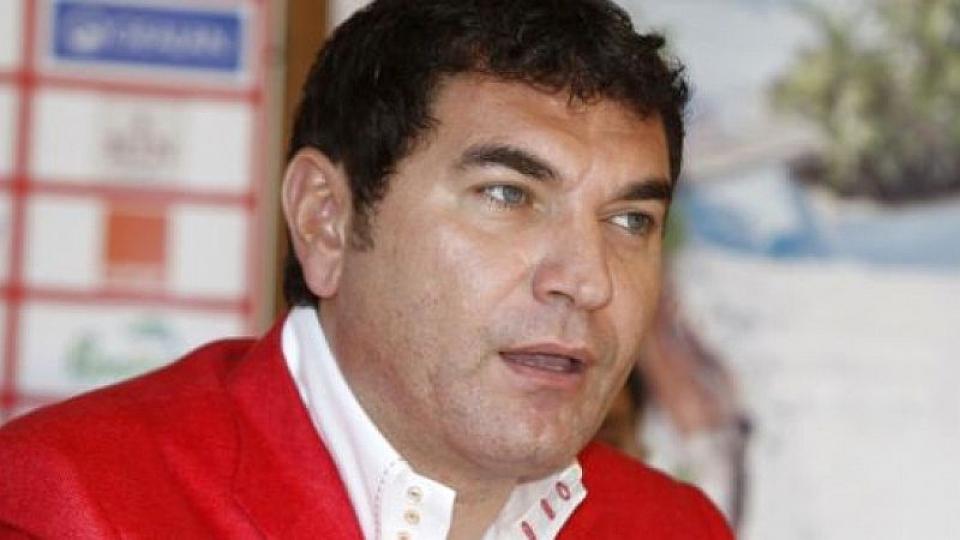 Fostul acționar de la Dinamo, Cristi Borcea, a ajuns din nou la spital din cauza problemelor cu inima. Foto: B1TV