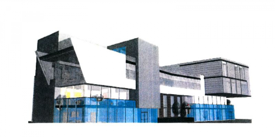 Imagine din proiectul de modernizare a Clinicii de Psihiatrie Pediatrică din Cluj   FOTO: CJ Cluj