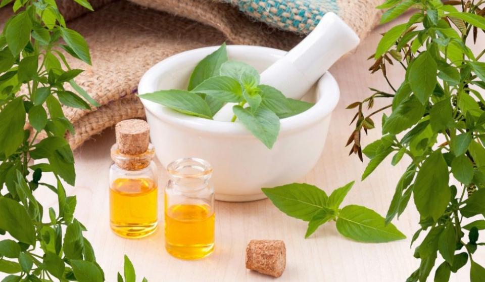 Tratament pe bază de plante