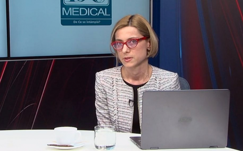 Dr Speranța Iacob reprezintă România în Boardul European de Transplant