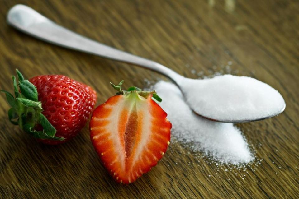 Zahărul din fructe nu este dăunător     FOTO: pexels.com