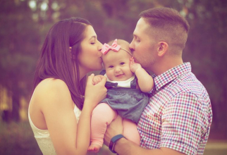 Fertilitate, părinți. Un studiu susține că fericirea cuplului crește când sunt doi copii, nu trei  FOTO: pexels.com