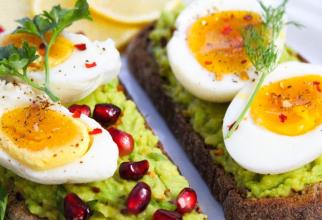 Ouăle pot fi bune pentru inimă, dacă sunt consumate în anumite cantități