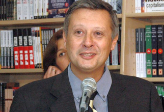 Dr. Remus Opriș s-a stins astăzi din viață. Foto: Agerpres