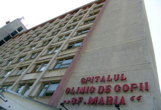 Spitalul de Pediatrie Sfânta  Maria din Iași va fi reabilitat complet. Foto: iasi247.ro