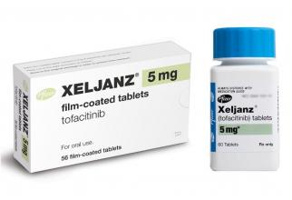 Xeljanz, un medicament pentru artrită reumatoidă și psoriazică poate duce, la doză mare, la embolism pulmonar. FOTO: DC MEDICAL