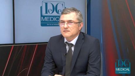 Dr Mugur Grasu, invitatul de luni 20 mai de la Academia de Sănătate. Foto: DC MEDICAL