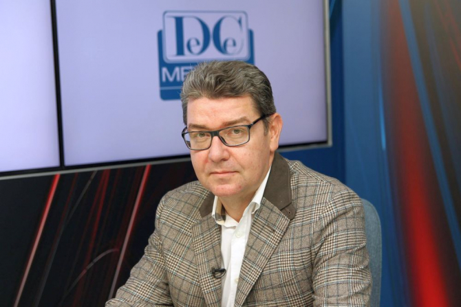Dr Liviu Ojoga. Foto: DC MEDICAL