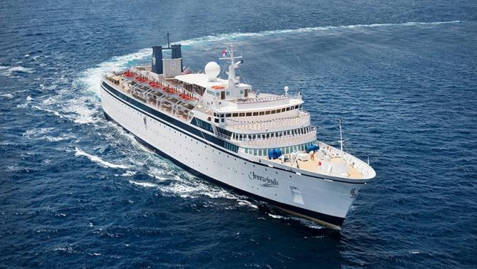 Vas de croazieră        Foto: Freewinds.org