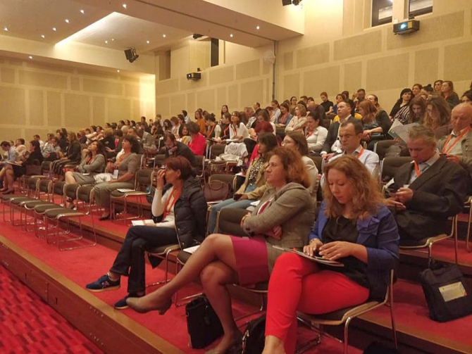 Conferința Interdisciplinară de Nefrologie, Dializă, Transplant și Acces Vascular – NefroAcces 2019. Foto: Aspro Advertising