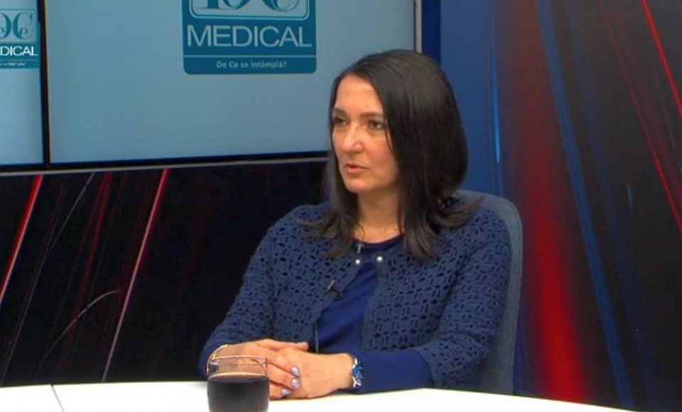 Dr. Rosana Turcu, invitată la Academia de Sănătate