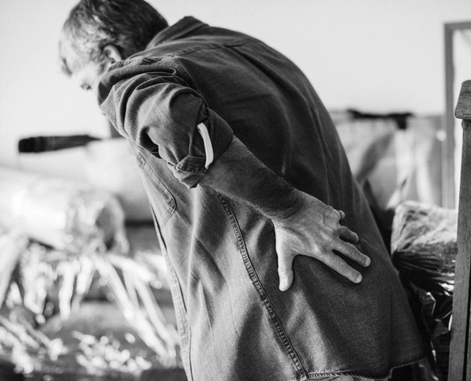 Deși este des confundată cu durerea de spate, sciatica e cu totul altceva